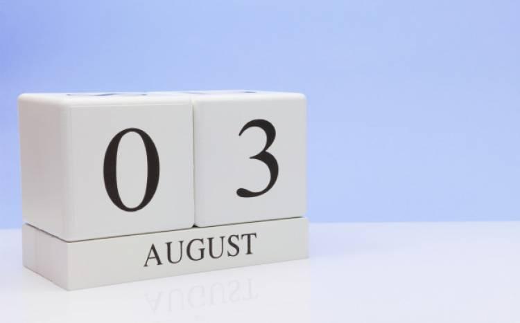 Efemérides de música de este 3 de agosto