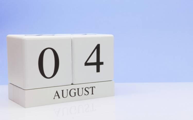 Efemérides de música de este 4 de agosto