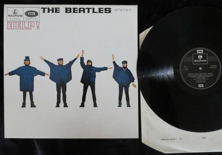 El 6 de agosto de 1965 se edita en Inglaterra el álbum Help!