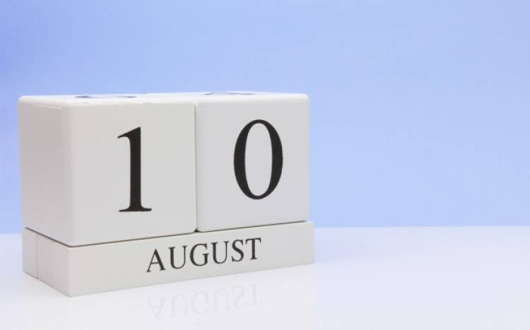Efemérides de música de este 10 de agosto