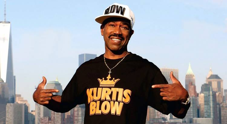 El 9 de agosto de 1959 nace Nace Kurtis Blow