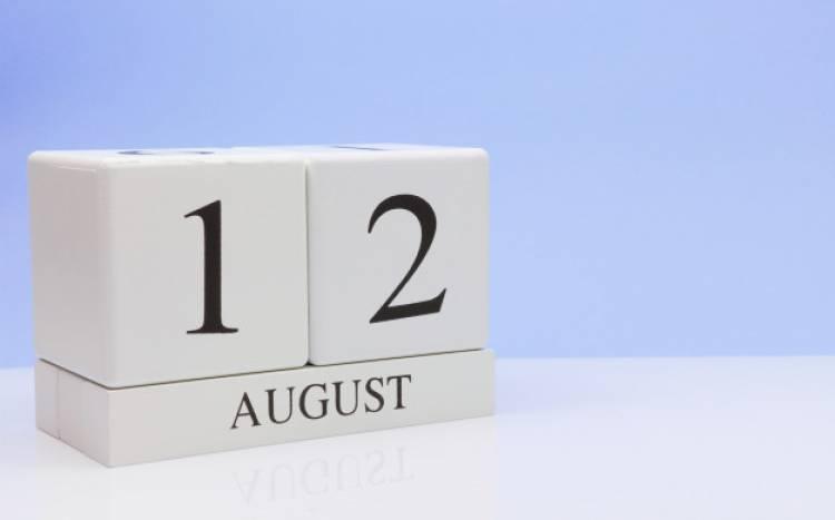 Efemérides de música de este 12 de agosto
