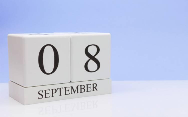 Efemérides de música de este 8 de setiembre