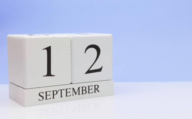 Efemérides de música de este 12 de setiembre