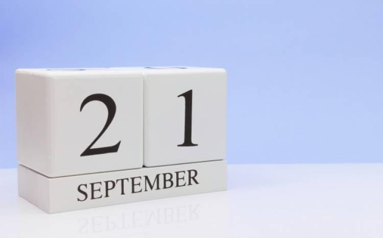 Efemérides de música de este 21 de setiembre