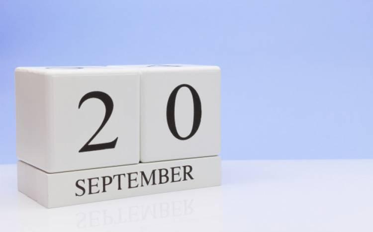 Efemérides de música de este 20 de setiembre