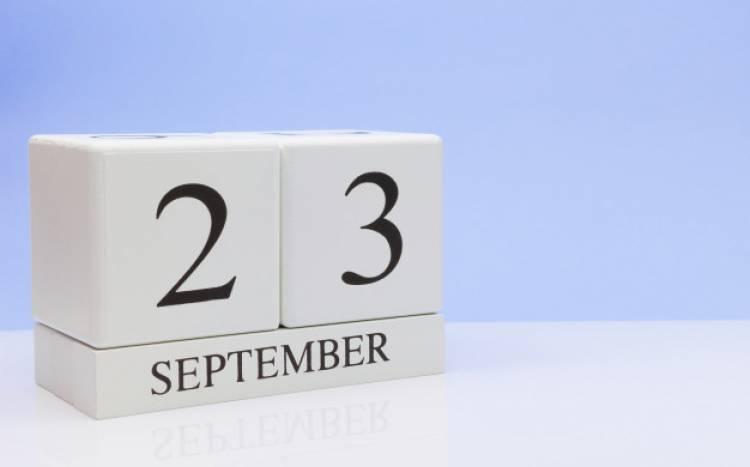 Efemérides de música de este 23 de setiembre
