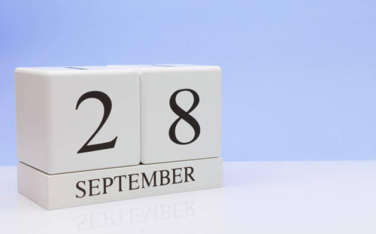 Efemérides de música de este 28 de setiembre