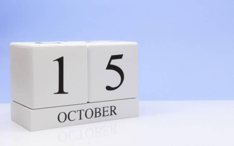 Efemérides de música de este 15 de octubre