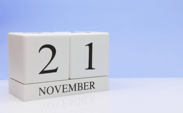 Efemérides de música de este 21 de noviembre