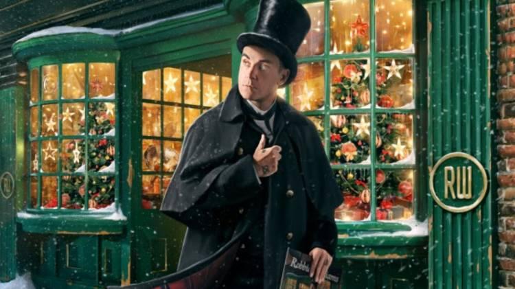 """Robbie Williams presenta """"The Christmas Present"""" unsorprendente álbum de con 28 canciones de Navidad"""