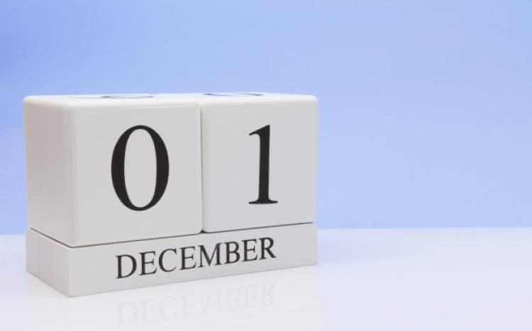 Efemérides de música de este 1 de diciembre