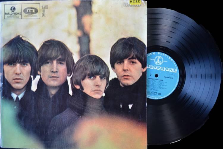 El 4 de diciembre de 1964 se publicó en el Reino Unido 'Beatles For Sale'