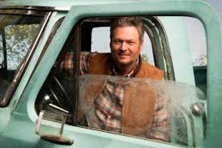 Blake Shelton presentó su nuevo disco 'Fully loaded: God's country'