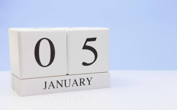 Efemérides de música de este 5 de enero
