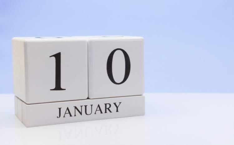 Efemérides de música de este 10 de enero