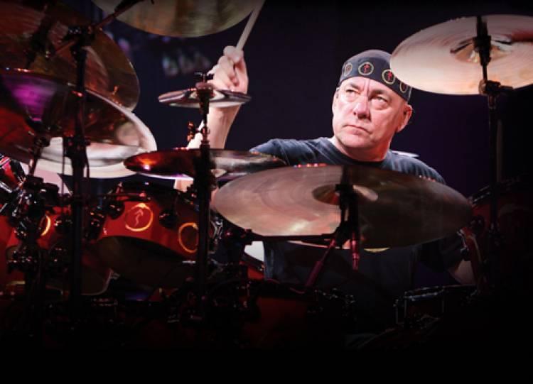 Falleció Neil Peart, el baterista de la banda Rush