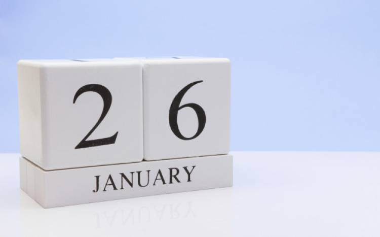 Efemérides de música de este 26 de enero