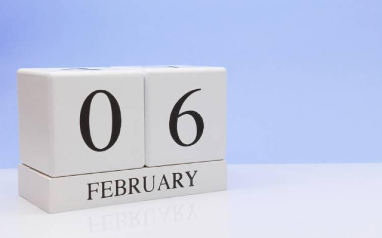 Efemérides de música de este 6 de febrero