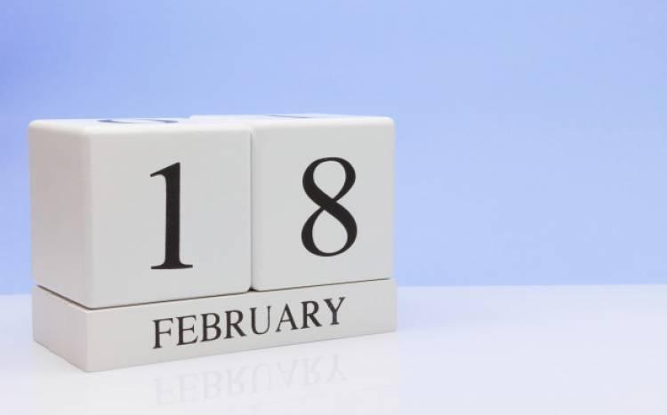 Efemérides de música de este 18 de febrero