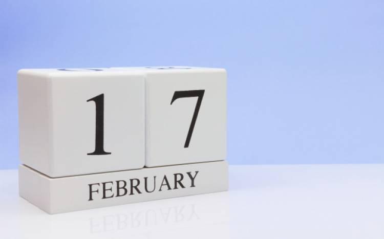 Efemérides de música de este 17 de febrero