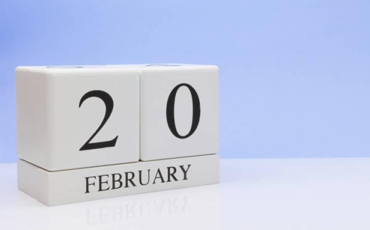 Efemérides de música de este 20 de febrero