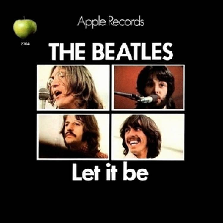 "El 7 de abril de 1970 ""Let it be"" es nº1 de la lista Billboard."