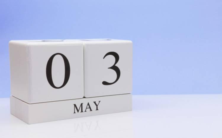 Efemérides de música de este 3 de mayo