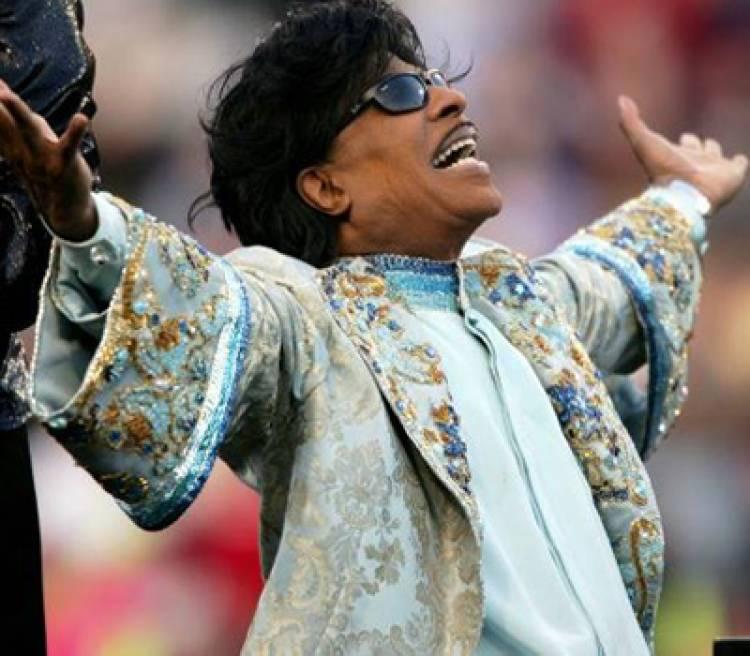 Murió Little Richard, uno de los fundadores del rock and roll