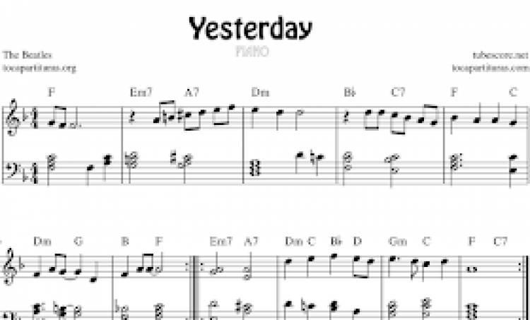 'Yesterday' cumple 55 años