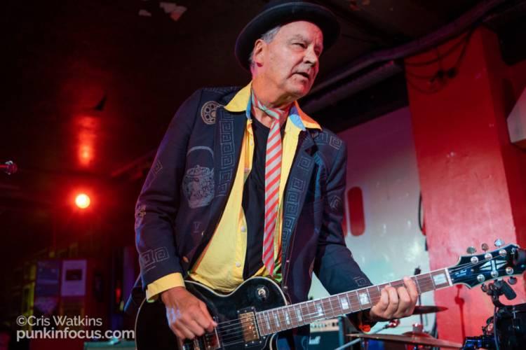 Falleció Walter Lure, cofundador de los pioneros del punk rock de los 70 The Heartbreakers