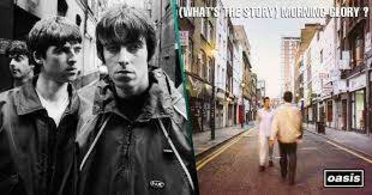 "Oasis celebrará 25 aniversario de ""(What's The Story) Morning Glory?"" con una edición especial"