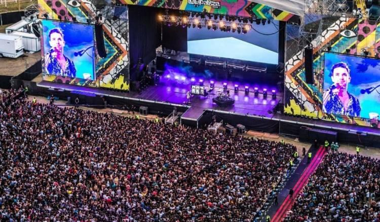 Lollapalooza Argentina2020 suspendido definitivamente, ya se esta pensando en la edición 2021