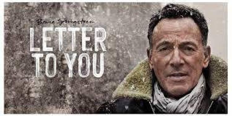 Bruce Springsteen regresa con su nueva canción 'Letter To You'