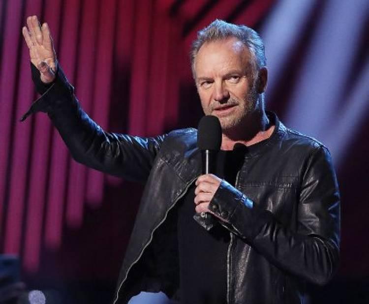 Sting anuncia el lanzamiento de un álbum de duetos para Navidad