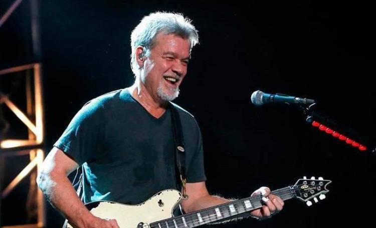 Murió Eddie Van Halen el legendario fundador y guitarrista de Van Halen, tenía 65 años