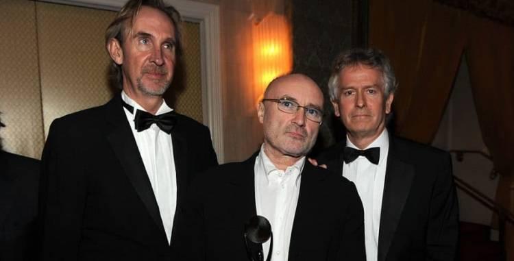 Phil Collins une nuevamente a la banda Genesis para iniciar con los ensayos de la gira 2021
