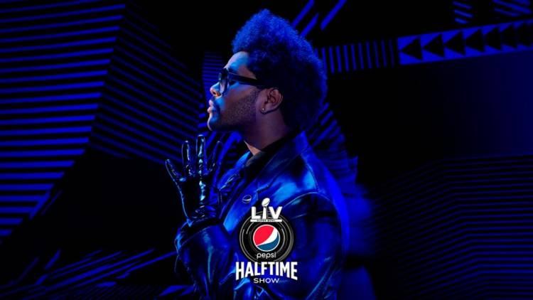 The Weeknd es el elegido para actuar en el Super Bowl 2021