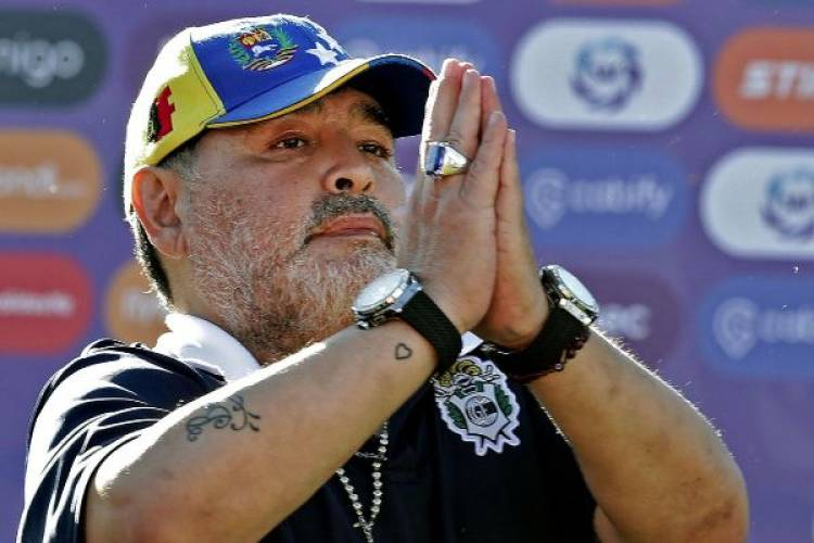 Falleció Diego Armando Maradona