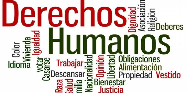 Hugo Koffman en el Día internacional de los Derechos Humanos