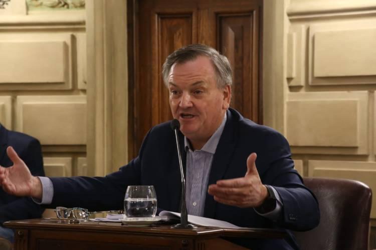 El Senador Michlig reclamó por mayor seguridad y para que se remitan fondos correspondientes a MMyCC