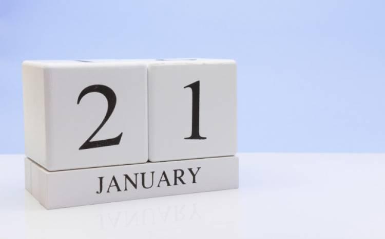 Efemérides de música de este 21 de enero