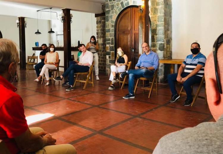 José Corral, exintendente de Santa Fe, analizó la realidad de la provincia de cara al año electoral