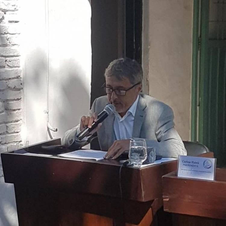 """Silvio González convocó a seguir """"juntos por un Rincón más justo, inclusivo e igualitario"""""""
