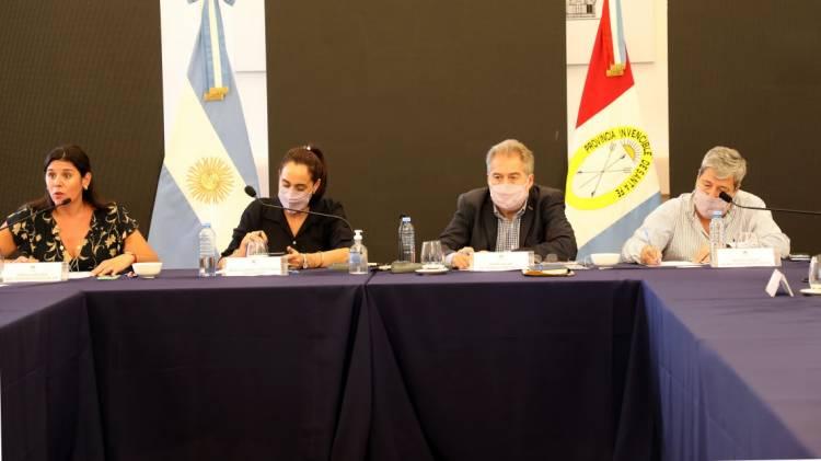 Biodiesel: Reunión del gobierno de Santa Fe con empresarios de la Región Centro
