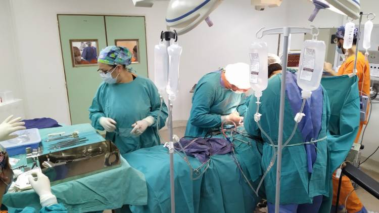 La provincia registró diez donaciones de órganos durante el mes de marzo