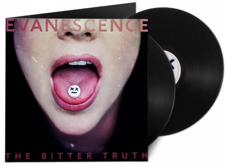 Evanescence lanza «The Bitter Truth», su primer álbum después de una década