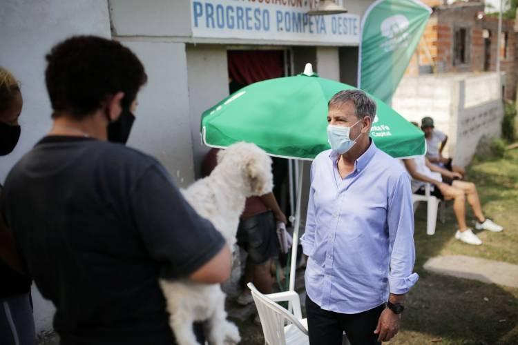 La campaña municipal de castración gratuita sigue en los distintos barrios