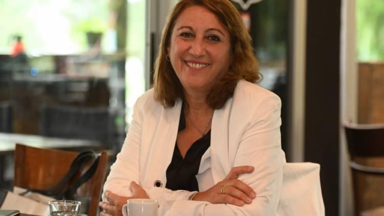 Mónica Feín busca la presidencia del Socialismo a nivel nacional