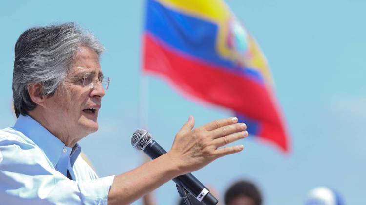 Cristian Rion analizó el triunfo de Lasso Mendoza en Ecuador